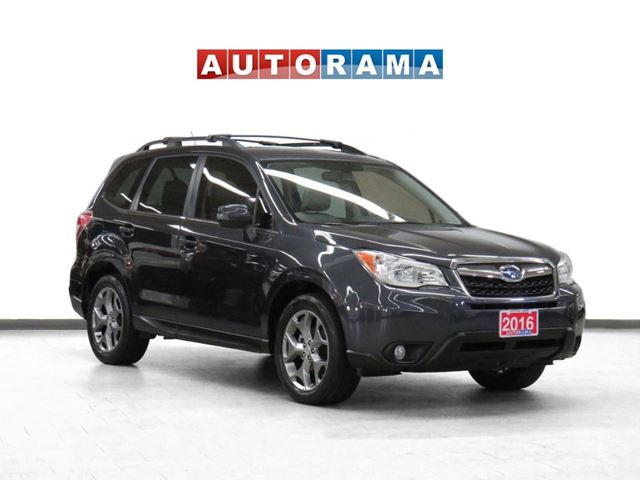2015 Subaru Forester 4WD Limited Navigation Leather Sunroof Backup Cam in North York, Ontario