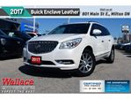 2017 Buick Enclave LEATHER/AWD/DUAL SUNRF/NAV/HTD STS & WHEEL/BOSE/V6 in Milton, Ontario