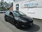 2015 Ford Focus SE LEATHER, SUNROOF, HEATED SEATS, BLACK WHEELS!! in North Bay, Ontario