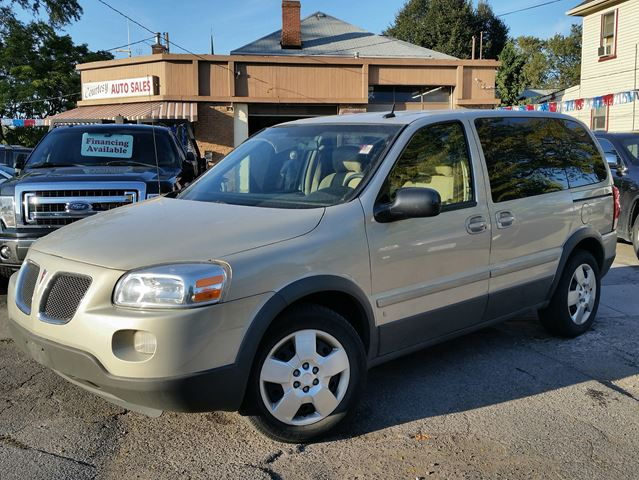 2009 PONTIAC Montana SV6 One Owner Exceptional Condition Low Km's in St Catharines, Ontario