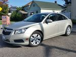 2013 Chevrolet Cruze LT Turbo Very Clean Bluetooth in St Catharines, Ontario