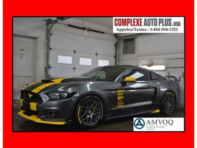 2015 Ford Mustang Fasback V6 *WOW ! LOOK UNIQUE ! in