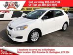 2014 Toyota Matrix Base, Automatic, 117, 000km in Burlington, Ontario