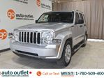 2012 Jeep Liberty 4WD, Limited, 3.7, V6, Sunroof, Nav, Leather, Cruise in Edmonton, Alberta