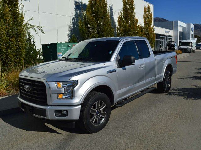 2017 FORD F-150 XLT in Kamloops, British Columbia