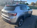 2019 Jeep Compass Limited 4x4 LEATHER/ NAV/ HEATED SEATS  in Brockville, Ontario