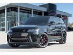 2019 Land Rover Range Rover Sport SVR NAVI BACKUP CAM PANO ROOF SUPERCHARGED V8! in Mississauga, Ontario
