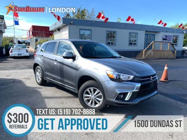 2019 MITSUBISHI RVR SE AWC   1OWNER   CAM   HEATED SEATS in London, Ontario