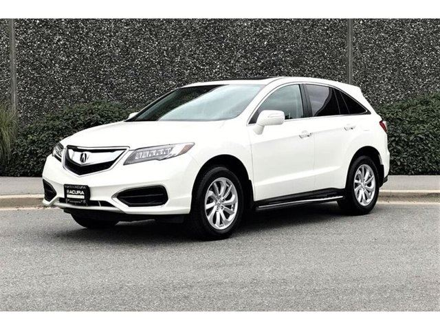 2017 ACURA RDX Tech at in North Vancouver, British Columbia