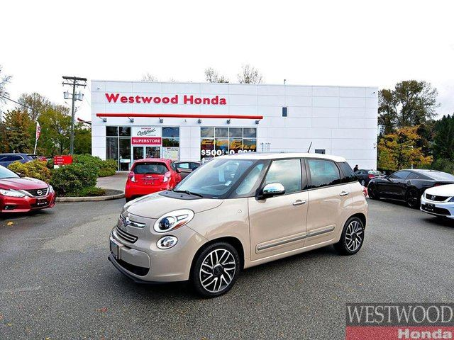 2014 FIAT 500L Lounge in Port Moody, British Columbia
