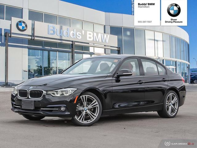 2016 BMW 3 SERIES 328 in Hamilton, Ontario