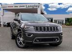 2018 Jeep Grand Cherokee Limited  *TOW PACKAGE* *COLD WEATHER GROUP* *PANORAMIC SUNROOF* *NAVIGATION* in Surrey, British Columbia