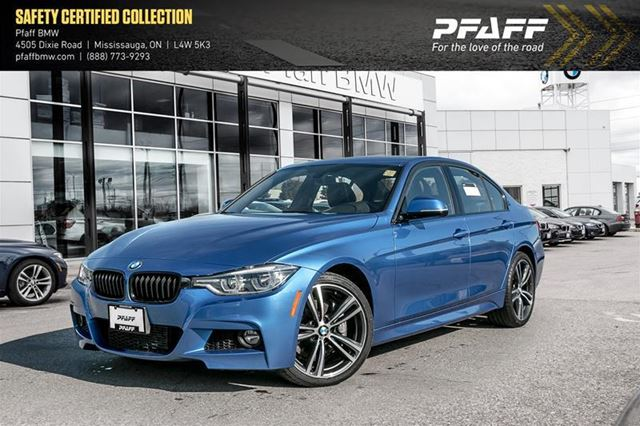 2016 BMW 3 SERIES 328 in Mississauga, Ontario