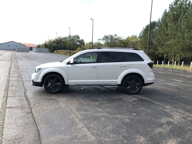2019 Dodge Journey CROSSROAD in