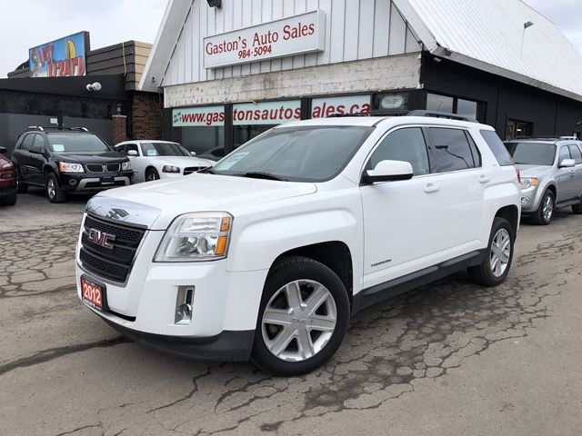2012 GMC Terrain RARE V6! ROOF! LEATHER! in St Catharines, Ontario