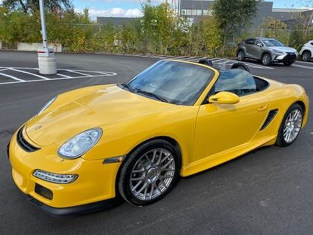 2007 Porsche Boxster ** 5 Speed Manual Convertible ** Certified ** in