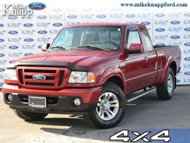 2011 Ford Ranger - Low Mileage in