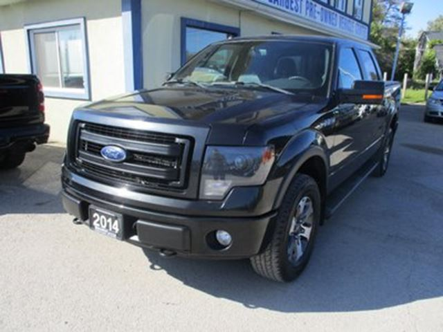 2014 Ford F-150 LOADED FX-4 EDITION 5 PASSENGER 5.0L - V8.. 4X4 in