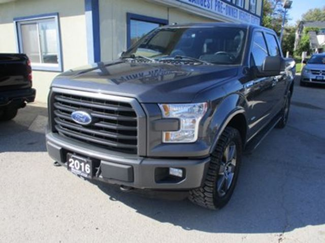 2016 Ford F-150 LOADED XLT EDITION 5 PASSENGER 2.7L - ECO-BOOST in