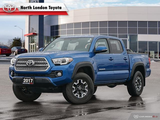 2017 Toyota Tacoma TRD Off Road No Accidents, Toyota Serviced in