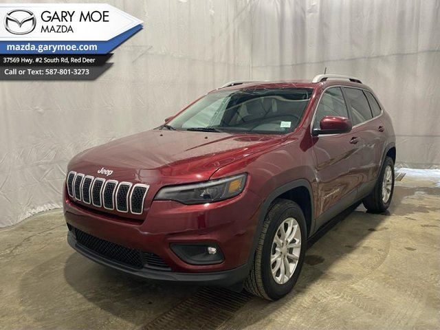 2019 Jeep Cherokee North - Bluetooth - Fog Lamps in