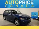 2015 BMW X1 xDrive35i M-SPORT PKG|NAVIGATION|PANROOF in Mississauga, Ontario