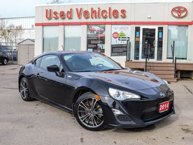 2014 SCION FR-S 2dr Cpe MANUAL in Toronto, Ontario