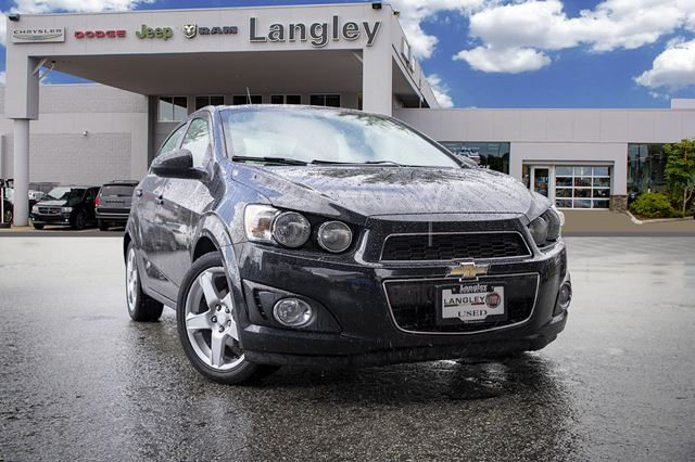 2015 Chevrolet Sonic LT Auto  - Heated Seats -  Backup Camera in