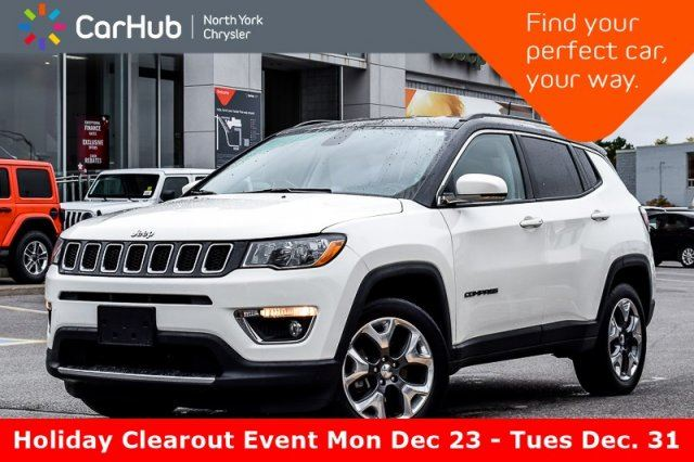 2019 JEEP COMPASS Limited in Thornhill, Ontario