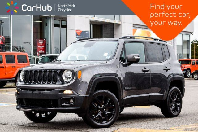 2016 JEEP RENEGADE North in Thornhill, Ontario