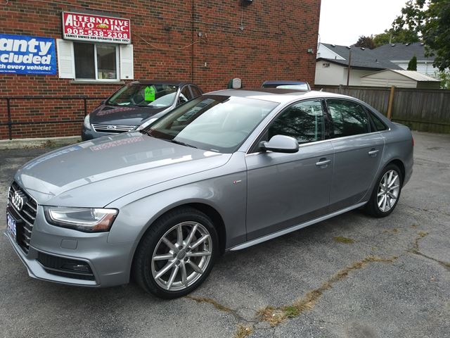 2015 AUDI A4 Progressiv plus in Hamilton, Ontario