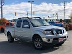 2014 Nissan Frontier SL**4X4**LEATHER**NAVIGATION**SUNROOF in Mississauga, Ontario