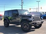 2017 Jeep Wrangler Unlimited SAHARA**4X4**75TH ANNIVERSARY**LEATHER**NAV in Mississauga, Ontario