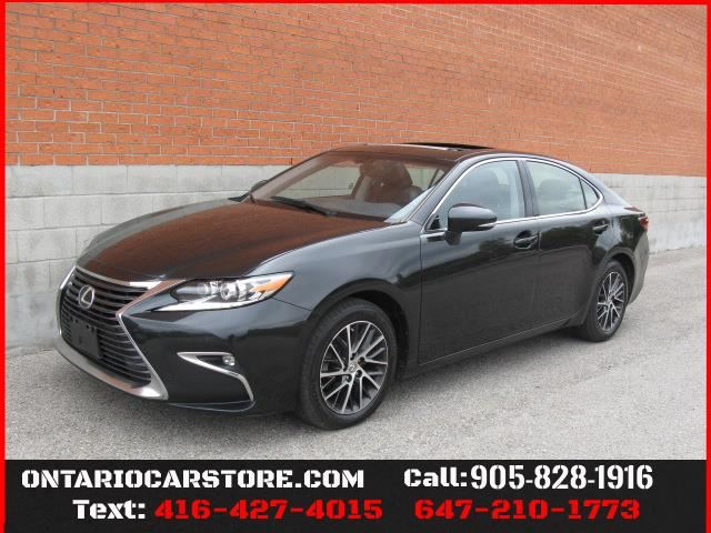 2016 LEXUS ES 350 NAVIGATION LEATHER SUNROOF !!!1 OWNER NO ACCIDE in Toronto, Ontario