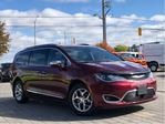 2017 Chrysler Pacifica LIMITED**LEATHER**PANORAMIC ROOF**NAV in Mississauga, Ontario