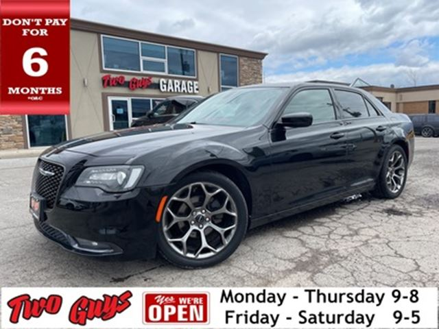 2016 CHRYSLER 300 S   NAVIGATION   Panoroof   Htd Leather   BEATS in St Catharines, Ontario