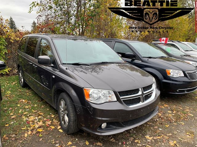 2014 Dodge Grand Caravan CREW 30th EDITION POWER DOORS/ ONE OWNER in