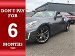 2017 Nissan 370Z Sport Touring  Roadster   Auto   Bordeaux Top in St Catharines, Ontario