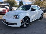 2012 Volkswagen New Beetle  Sportline   Auto   Sunroof    Htd Leather in St Catharines, Ontario