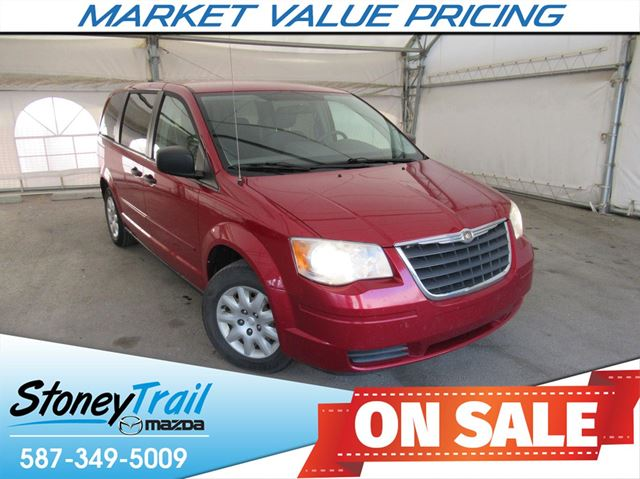 2008 CHRYSLER TOWN AND COUNTRY LX LX - 2 SETS OF TIRES in Calgary, Alberta