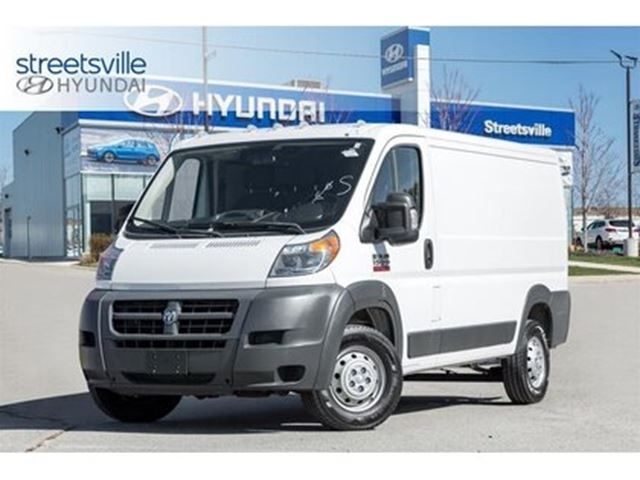 2017 RAM PROMASTER 1500 Low Roof (136 In WB) in Mississauga, Ontario