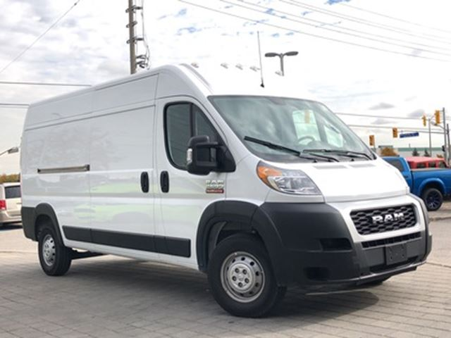 2019 RAM PROMASTER 2500**159WB**HIGH ROOF** in Mississauga, Ontario