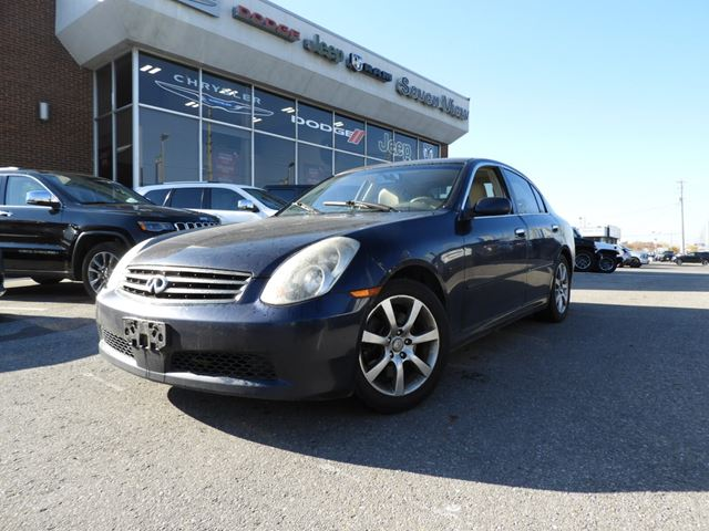 2005 INFINITI G35 Base in Concord, Ontario