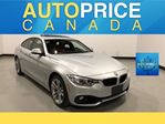 2016 BMW 4 Series i xDrive MOONROOF|NAVIGATION|LEATHER in Mississauga, Ontario