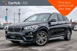2018 BMW X1 xDrive28i Navi Pano Sunroof Backup Cam Bluetooth Heated Seats 18Alloy Rims in Bolton, Ontario
