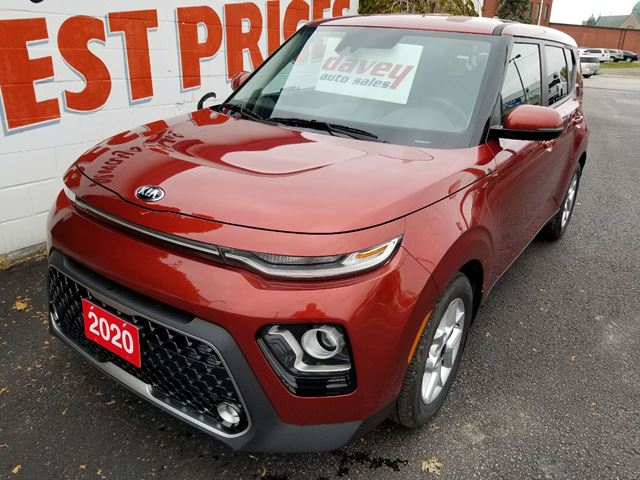 2020 KIA Soul EX 2020 Model!! Like New Condition! ONLY 10000 KMS! in Oshawa, Ontario