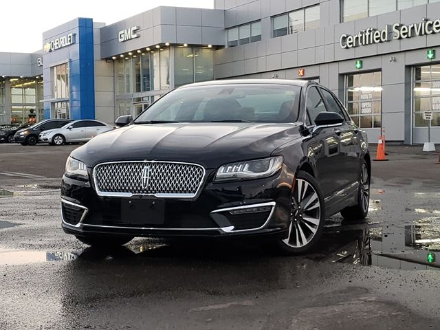 2017 LINCOLN MKZ Reserve AWD   CLEAN CARFAX   HEATED STEERING   NAV   REMOTE START in Newmarket, Ontario