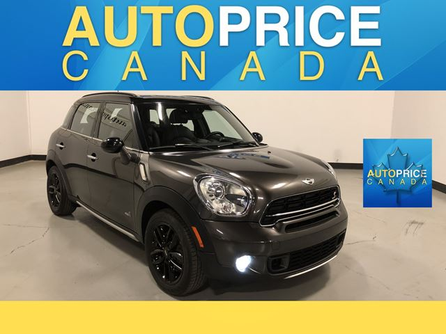 2015 MINI COOPER Countryman Cooper S PANORAMIC ROOF|LEATHER in Mississauga, Ontario