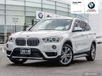 2018 BMW X1 xDrive28i NAV | KEYLESS ENTRY | PANO SUNROOF in Oakville, Ontario