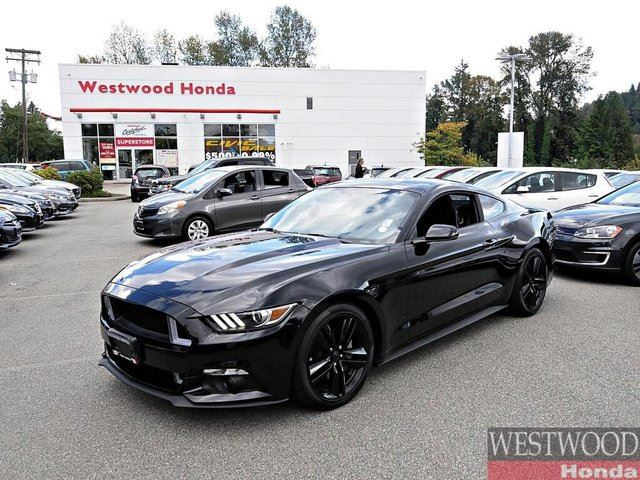 2016 Ford Mustang ECO PREM in